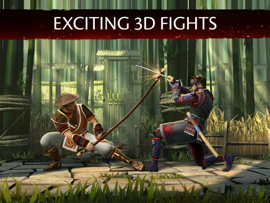 Image of Shadow Fight 3 for iPad