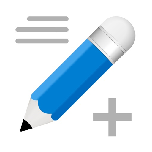 文档录入编辑:Textilus – edit office RTF documents & export PDF, TXT, HTML