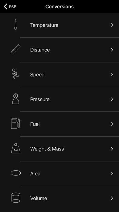 FlightReady E6B Screenshots