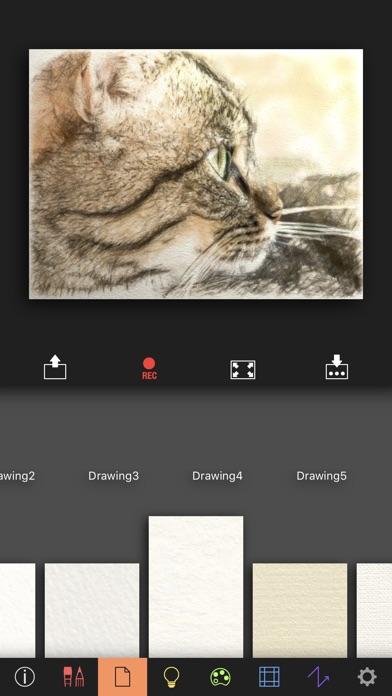 Artomaton 人工智能的画家 - 可以将视频转换成图片的手绘风格照片加工 APP