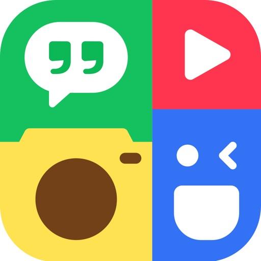 PhotoGrid - 写真編集 & 顔認識スタンプ