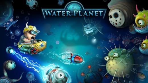 Water Planet Screenshot