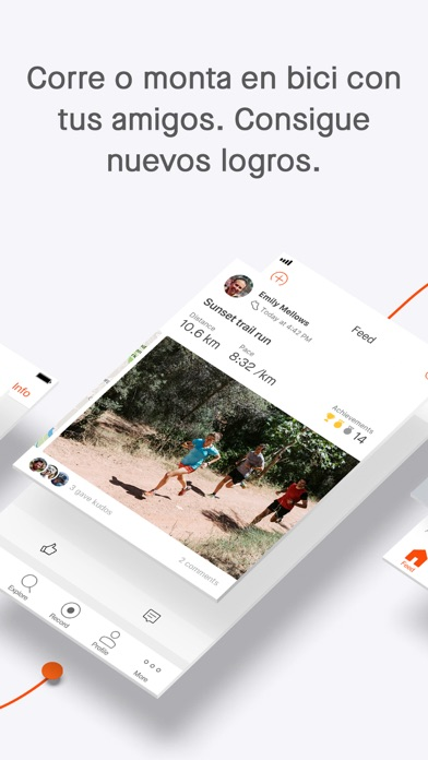 download Strava GPS Correr Ciclismo apps 2