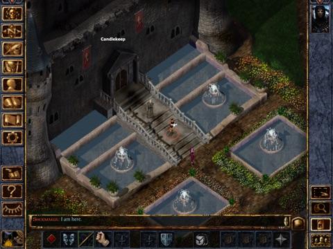 Baldur's Gate Скриншоты8