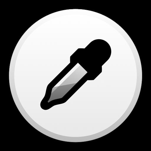 Colored icon
