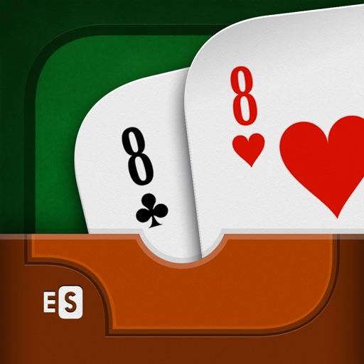 Crazy Eights + iOS App