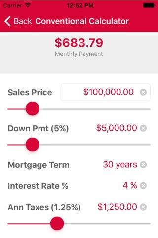 George Mason Mortgage Mobile screenshot 3