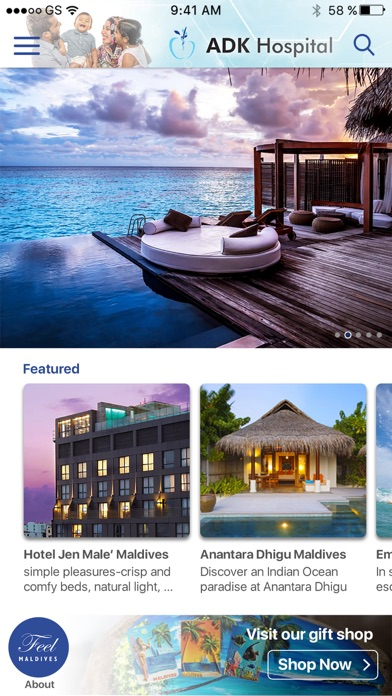 download Feel Maldives appstore review
