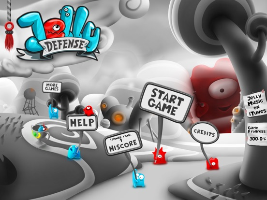 Jelly Defense Screenshots