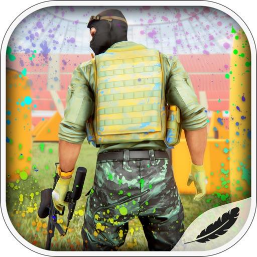 Paintball Arena Challenge app for ipad
