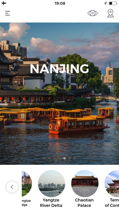 Nankin Guide de VoyageCapture d'écran de 5