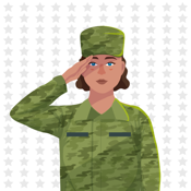 Veterans Day Honour Sticker app review