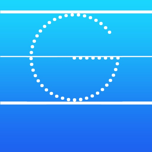 Trace Letter Level 7 iOS App
