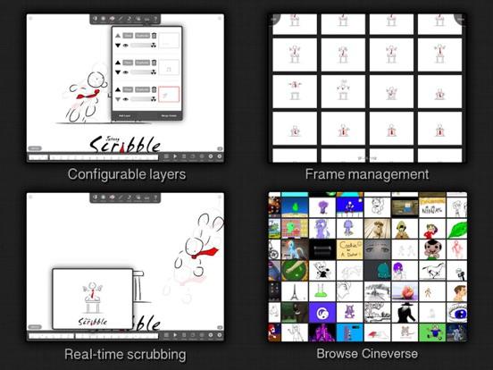 Animation Creator HD Скриншоты6