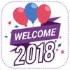 Patel Ravjibhai - Happy New Year 2018 artwork