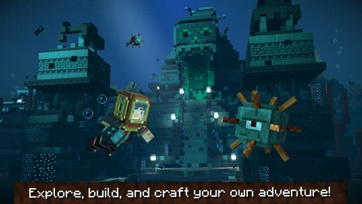 Minecraft: Story Mode - S2 Screenshots