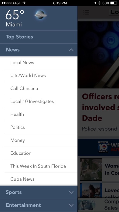 WPLG Local 10 - Miami App Download - Android APK