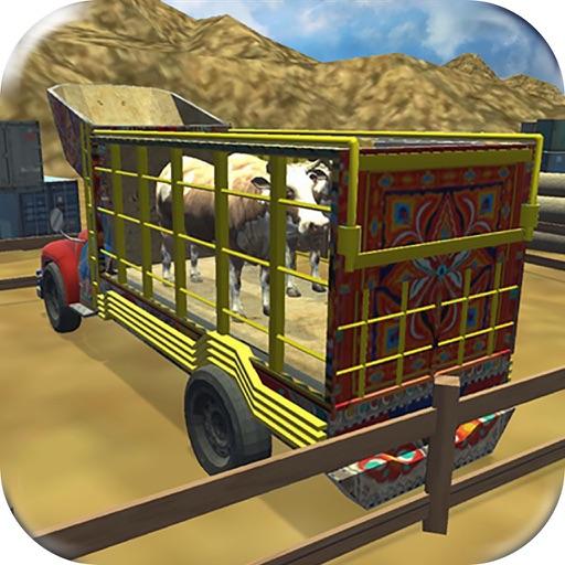 Eid Animal Transporter Truck