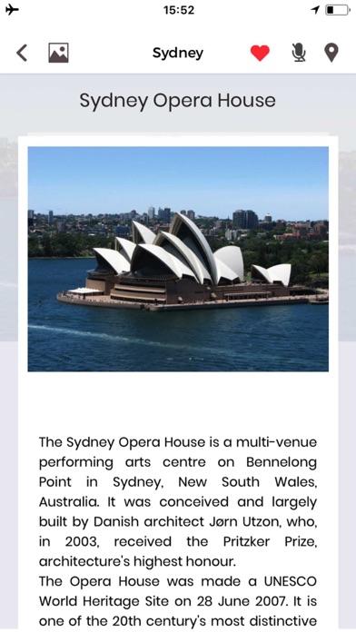 Sydney Guide de VoyageCapture d'écran de 2