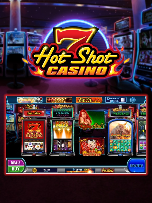 Hot shot progressive slot machine app procter and gamble careers login