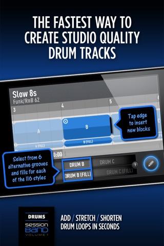 SessionBand Drums 1 screenshot 2
