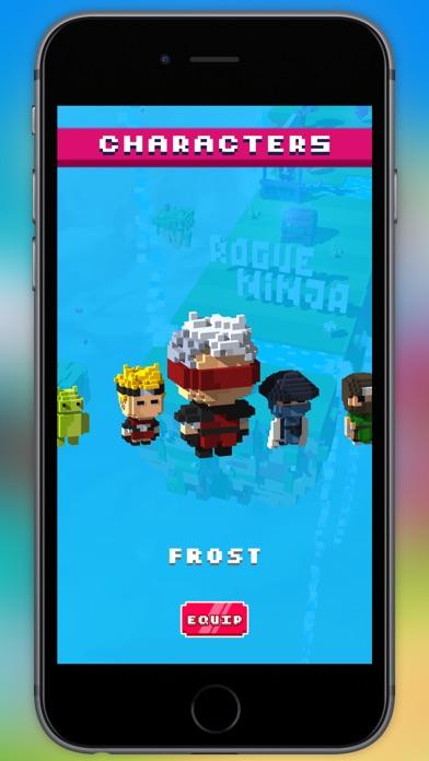 Screenshot of Rogue Ninja4