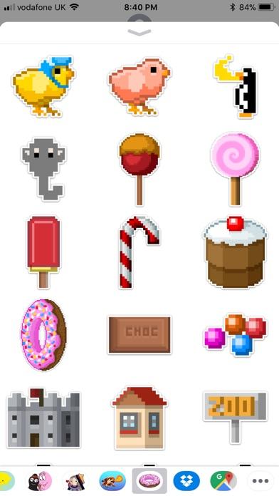 Pixeled Life review screenshots