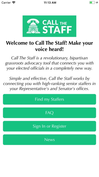 Call The Staff screenshot 2