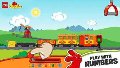 Screenshot of LEGO® DUPLO® Train4