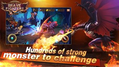 Brave Fighter2: Frontier Screenshots