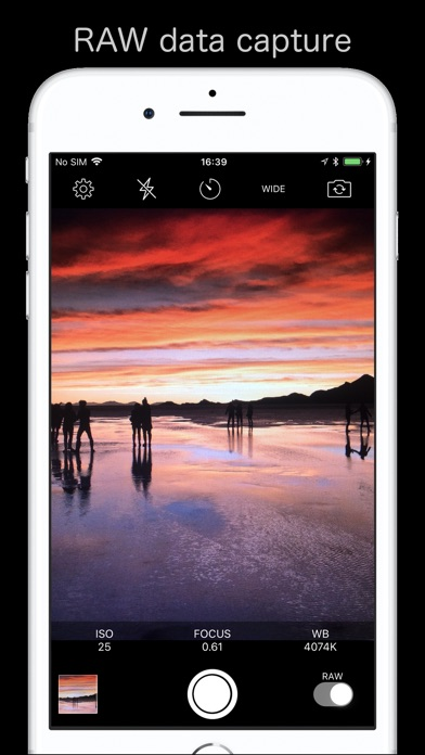 Simple RAW Camera App Download