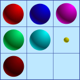 цветные линии: Line 98 Standard classic puzzle