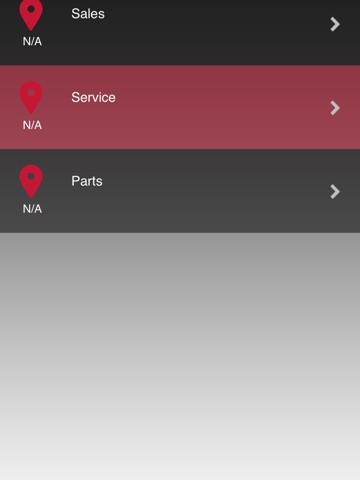 Landers McLarty Nissan screenshot 2
