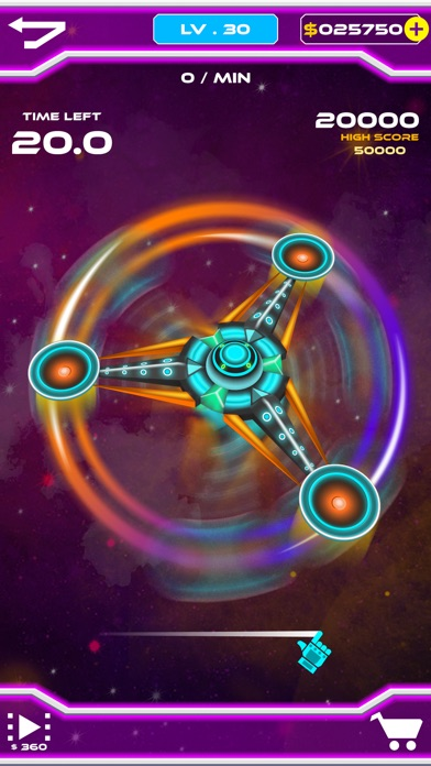 Fidget Spinner 3D. screenshot 2