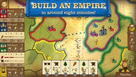 Eight-Minute Empire Screenshots