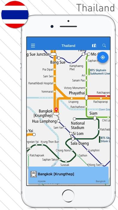 Rail MapCapture d'écran de 4