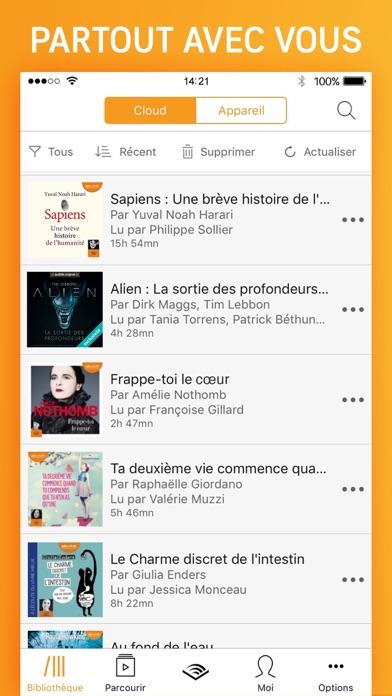 download Audible - Livres audio apps 2