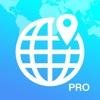 3D 世界地図 Pro - 家で世界遺産と観光名所を見物する