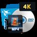 AnyMP4 の MP4 コンバータ-最高のビデオフォーマットの変換ソフトウェア