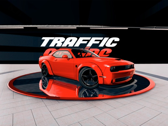 Traffic Engine: Fury Road Race на iPad