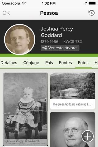 FamilySearch - Tree screenshot 2