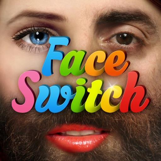 变脸:Face Switch【趣味恶搞】