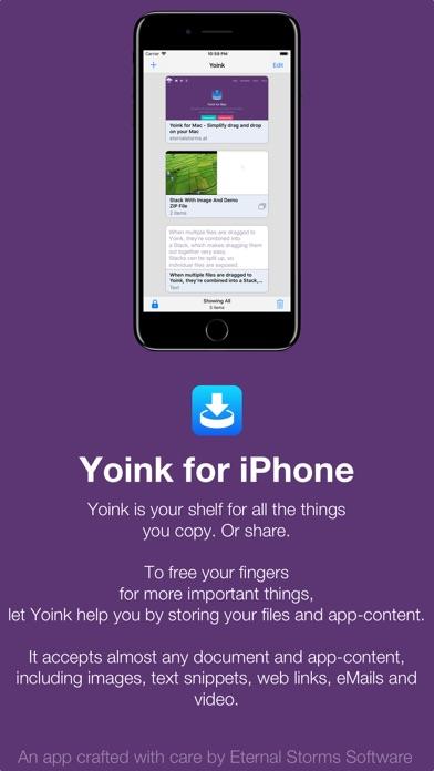 Yoink - Improved Drag... screenshot1