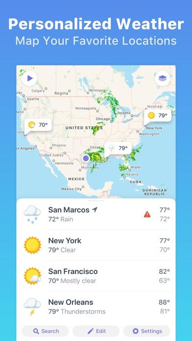 download Weather Atlas • Weather Radar apps 0