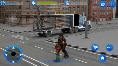 Ant Hero Super Transformation: Jungle Rescue screenshot 3