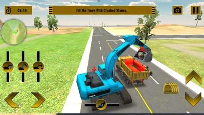 Экскаватор-симулятор - город строитель Скриншоты5