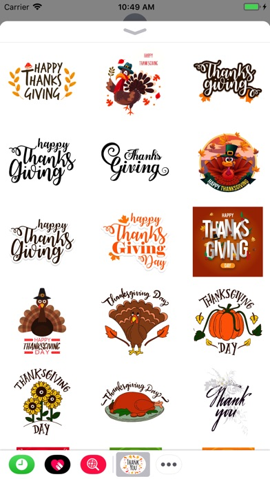 download Thank you . Thanks stickers apps 2