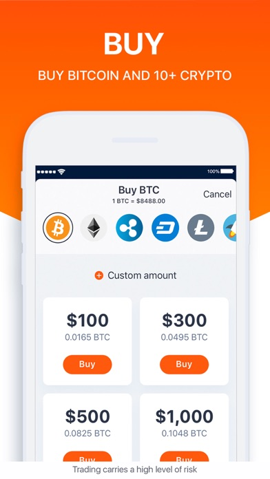 Hodly - Cryptocurrency Wallet