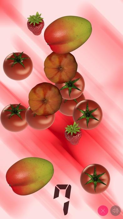 Screenshot of Crush Tomato App
