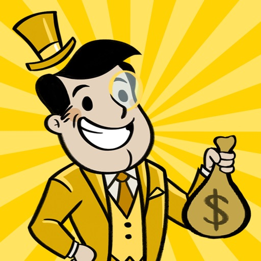 AdVenture Capitalist app for ipad